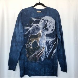 The Mountain Wolves Long Sleeve